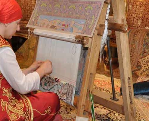 صنایع دستی ترکیه