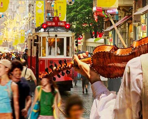 فستیوال و جشنواره ترکیه