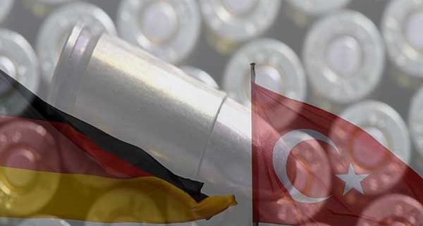 ارسال تسلیحات به ترکیه