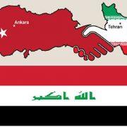 توافق ایران عراق و ترکیه