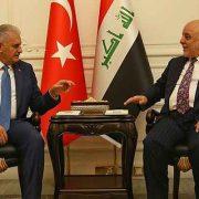 گفتگوی عراق و ترکیه بر سر موضوع داعش