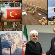 صادرات ایران به ترکیه