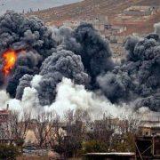 حمله شیمیایی ترکیه