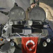 محموله نظامی جدید ترکیه