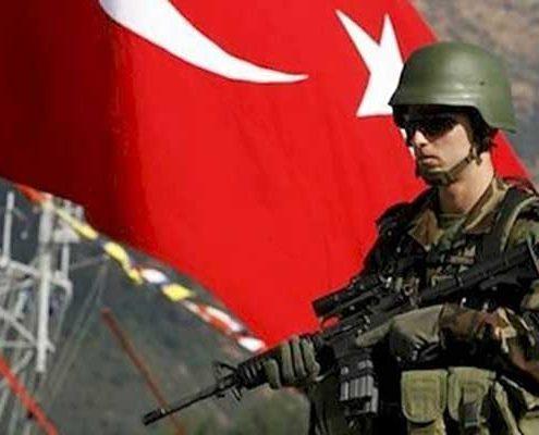 درگیری های ترکیه و سوریه
